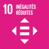 Inégalités réduites Lien vers: http://coop-site.net/educdd/?ObjectifsDD&facette=checkboxListeOdd=10